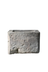 Bellas Artesas Antiguas En Piedra Caliza