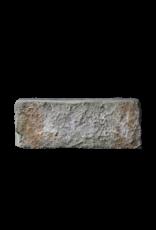 Fine Antique Trough In Limestone