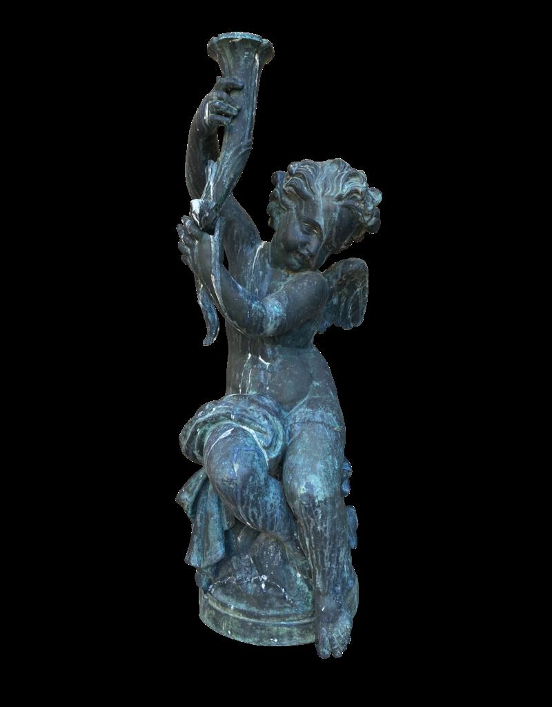 Pieza De Arte Del Siglo XIX