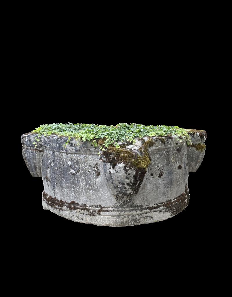 Piedra De Boca De Pozo Francesa Recuperada