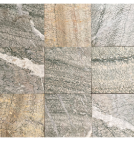 French Campan Vert Marble
