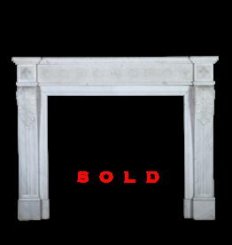Maison Leon Van den Bogaert Antique Fireplaces & Vintage Architectural Elements Klassische Französisch Marmor Kaminmaske