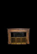 The Antique Fireplace Bank Französisch Sonder Sealed Directoire Period Kamin Maske