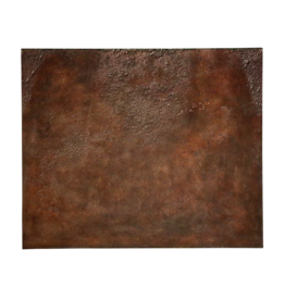 Antike Kaminplatte aus Gusseisen