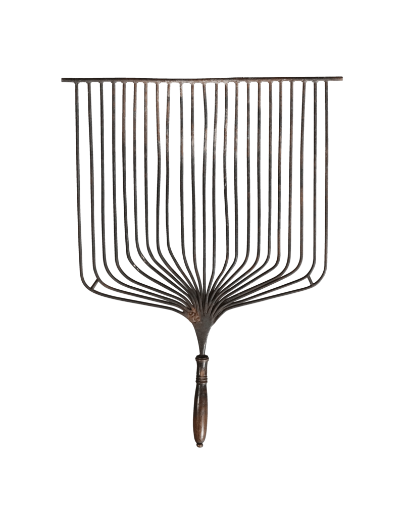 The Antique Fireplace Bank Fireplace Barbecue Grill