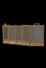 The Antique Fireplace Bank Estilo De Vida De Lujo Estilo Luis Xv