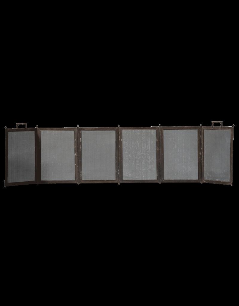 Europäischer Kaminschirm im Louis XV-Stil