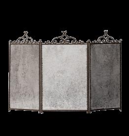 Maison Leon Van den Bogaert Antique Fireplaces & Vintage Architectural Elements Pantalla De Chimenea Europea De Mediados De Guerra