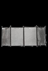 Rustikaler europäischer Kaminschirm