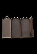 4 Pannel Kamin Bildschirm