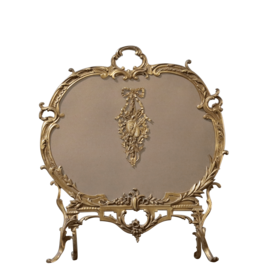 The Antique Fireplace Bank Guardabarros Francés Clásico