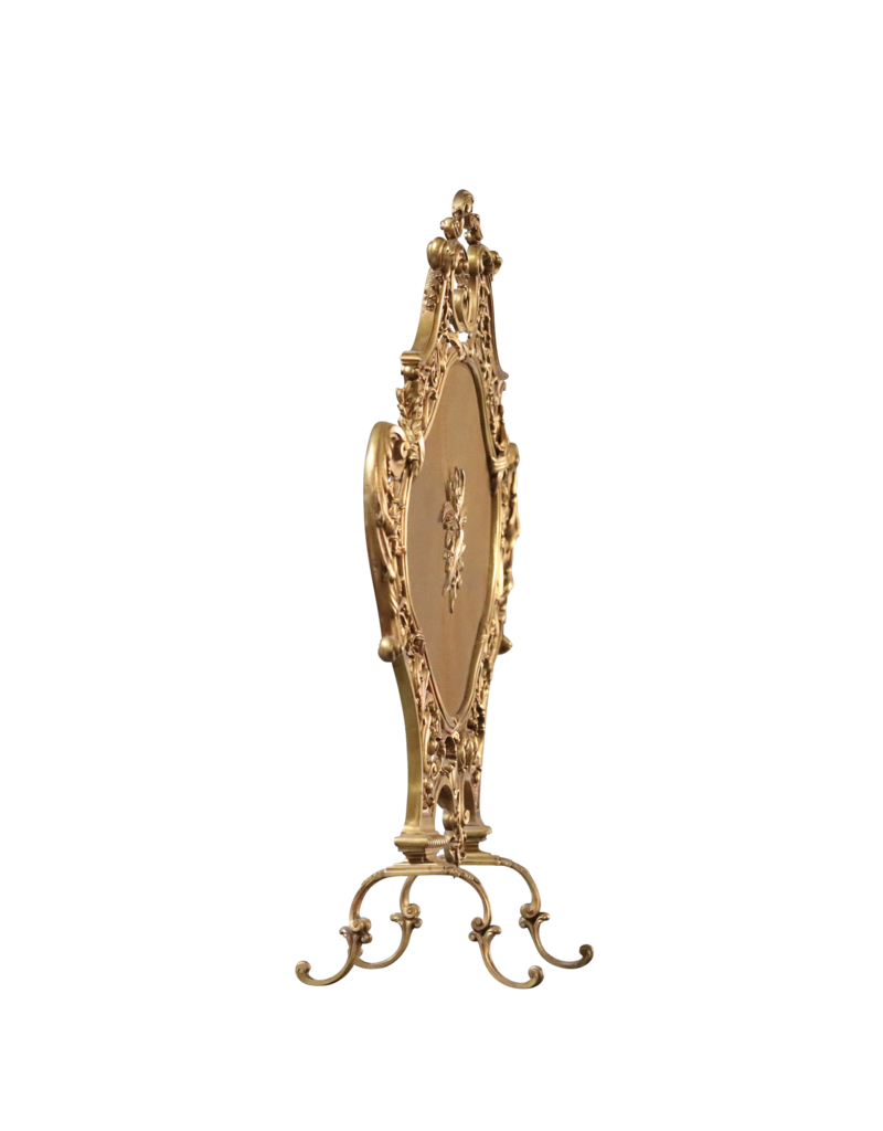 The Antique Fireplace Bank Classic French Fender