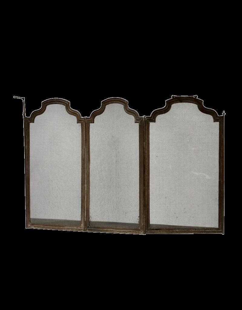 4 Pannel Fireplace Screen