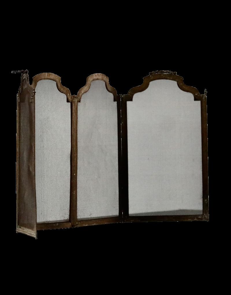 The Antique Fireplace Bank 4 Pannel Kamin Bildschirm