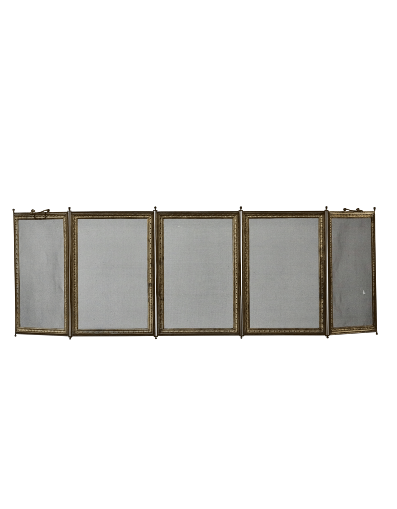 The Antique Fireplace Bank Classic French Antique Fireplace Screen