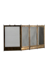 Classic French Antique Fireplace Screen