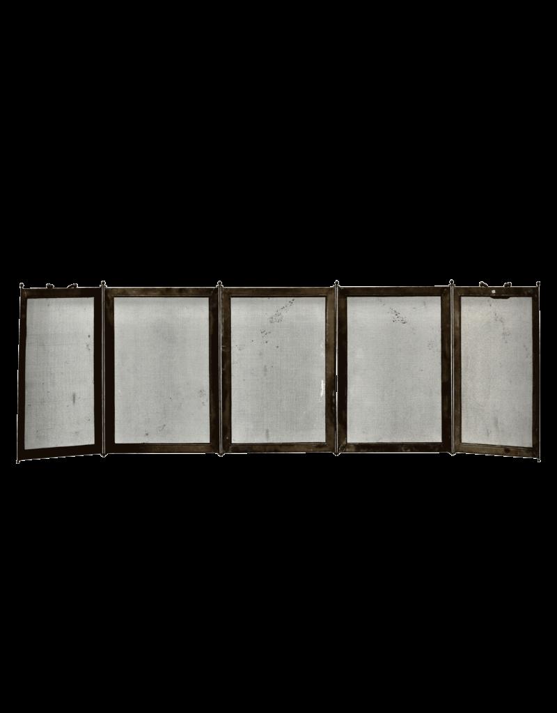 The Antique Fireplace Bank Louis XVI Kaminschirm im französischen Stil