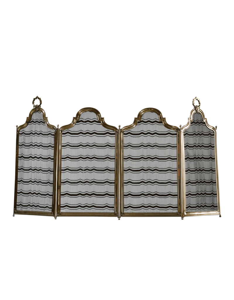 The Antique Fireplace Bank Amazing Fireplace Screen With Original Thread