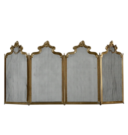 The Antique Fireplace Bank French Regency Style Fireplace Screen