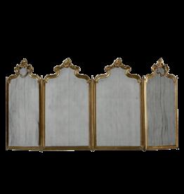 The Antique Fireplace Bank Pantalla De Chimenea Estilo Regencia Francesa