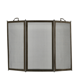 The Antique Fireplace Bank High Fireplace Screen