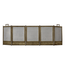 The Antique Fireplace Bank High End Classic French Fireplace Screen