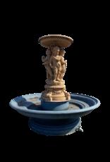 Monumentaler Zentralbrunnen aus Gusseisen