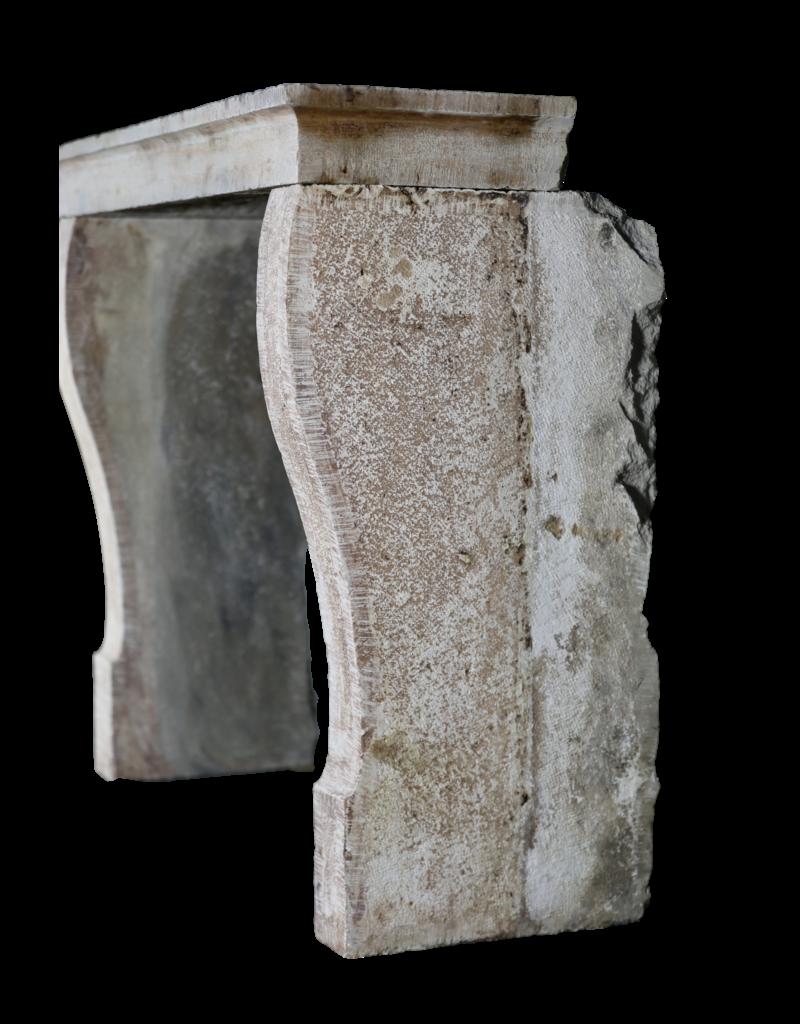 Chimenea De Piedra Por Wabi-Sabi Interior