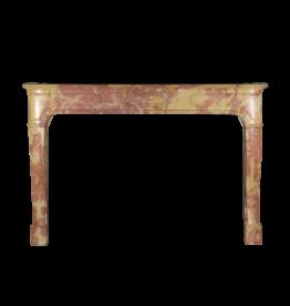 The Antique Fireplace Bank Französischer Zweifarbiger Harter Stein Antiker Kaminmaske