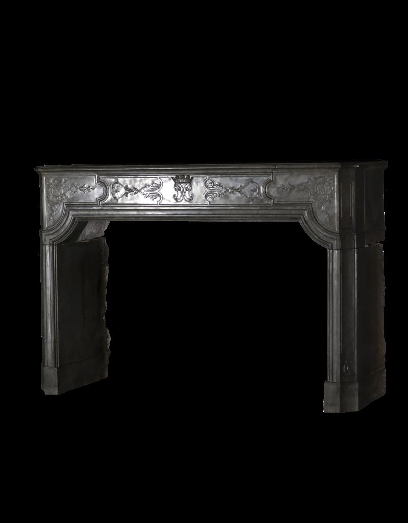 The Antique Fireplace Bank Sensationelle Steinkaminverkleidung aus dem 18. Jahrhundert