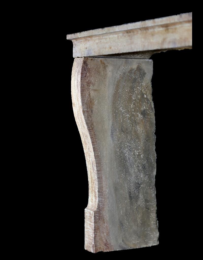 Wabi-Sabi Fit Steinkaminverkleidung