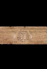 Elegante Chimenea De Epoca Del Siglo XVIII