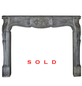 The Antique Fireplace Bank Strong 18Th Century French Antique Fireplace Surround