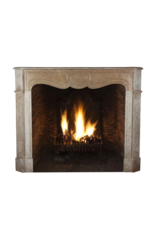The Antique Fireplace Bank Brown Buxy Französisch Marmor Kleinen Kaminmaske