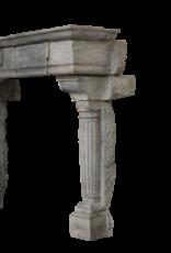 The Antique Fireplace Bank Starke Feudal Antike Kamin Maske In Hartem Kalkstein