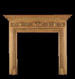 The Antique Fireplace Bank Georgianisch Pine Kaminmaske
