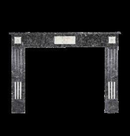 Elegant Marble Fireplace