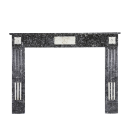The Antique Fireplace Bank Elegant Marble Fireplace
