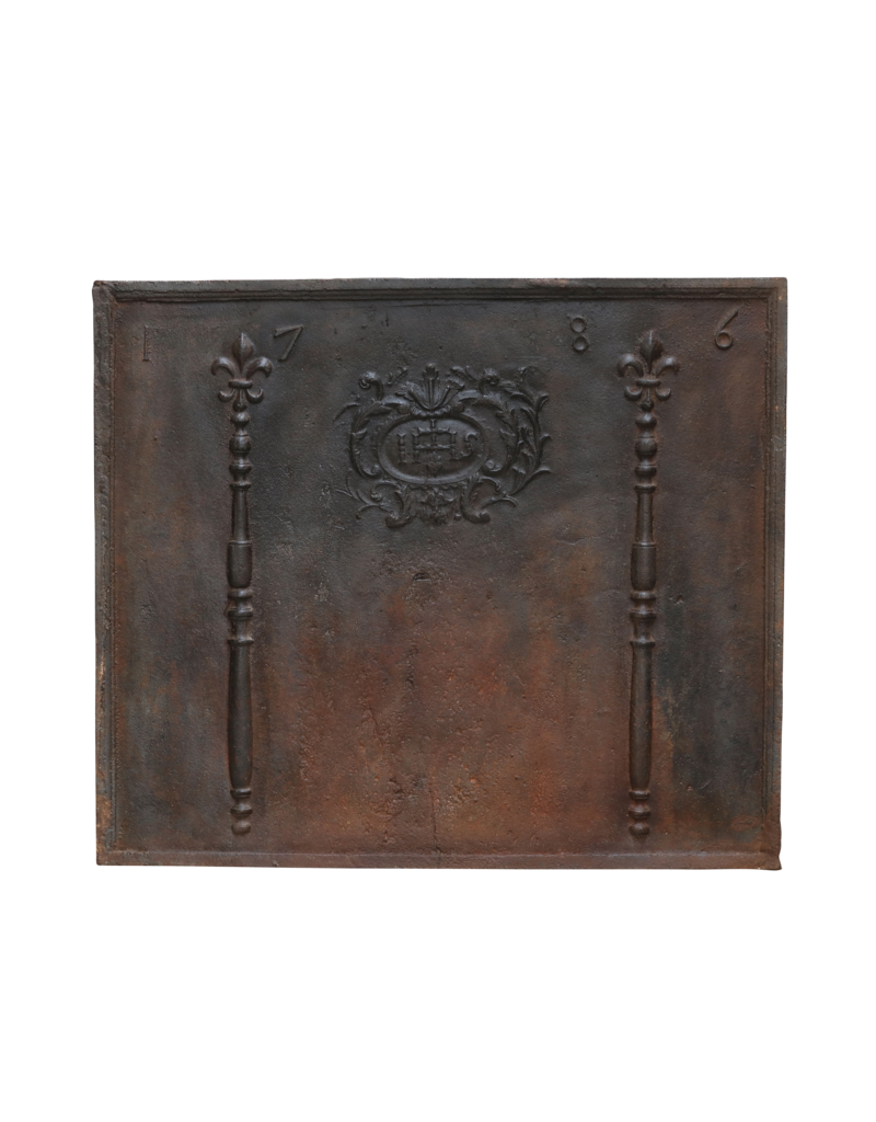 18th Century Fire-Back