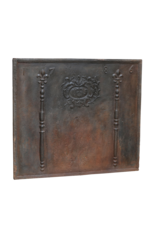 The Antique Fireplace Bank 18th Century Fire-Back