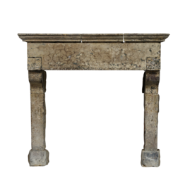 The Antique Fireplace Bank Grand Feudal Fireplace