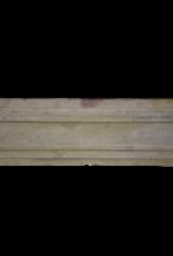 The Antique Fireplace Bank Klassische und rustikale Kalkstein-Kamin-Einfassung