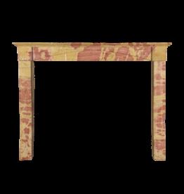 The Antique Fireplace Bank Chimenea De Piedra Bicolor Atemporal