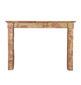 The Antique Fireplace Bank Timeless Bicolor Stone Fireplace