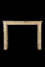 The Antique Fireplace Bank Bicolor Stone Vintage Kamin