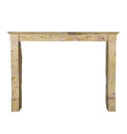 The Antique Fireplace Bank Bicolor Stone Fireplace Surround