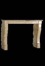 Maison Leon Van den Bogaert Antique Fireplaces & Vintage Architectural Elements Chimenea Vintage De Piedra Bicolor