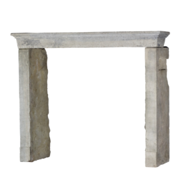 The Antique Fireplace Bank Rustic And Strong Bicolor Stone Fireplace