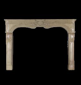 Large Stone Fireplace Surround