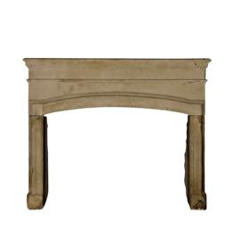 Strong Grez Stone Fireplace Mantle